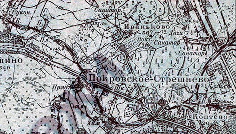 Река Чернушка
